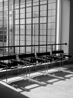 Bauhaus-stoel Marcel Breuer
