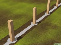 How to Build a Wood Retaining Wall: 12 Steps (with Pictures)