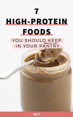 Having trouble working protein into your diet? Filling up on this energy-boosting, lean-muscle building nutrient is definitely important, but getting enough of it doesn't only have to involve dairy, eggs, and meat. Staples like quinoa, lentils, canned fish, and more are packed with protein, and work well in a variety of dishes from salads to oatmeal. Plus they're super affordable, incredibly easy to store, and will last for a really long time.
