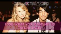 TAYLOR SWIFT - LOOK WHAT YOU MADE ME DO — MARKO RECORDS Pinoy Hunks, Dance Pop, You Make Me, Pop Music, Taylor Swift, Channel, Youtube, Youtubers, Popular Music