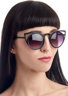 The MIX is the contemporary eyewear and soft accessories brand for style lovers, attitude givers and fearless free thinkers. Lose Your Mind, Free Thinker, Get What You Want, Summer Clothing, Vixen, Cat Eye Sunglasses, Eyewear, Summer Outfits, Fox