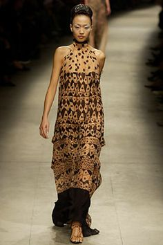 SPRING 2003 READY-TO-WEAR  Lanvin