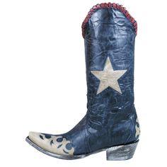"Old Gringo Ladies ""Spirit of Texas"" Boots"