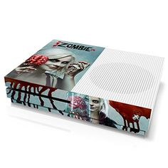 Controller Gear iZombie Brains  Xbox One S Console Skin  Officially Licensed ** Learn more by visiting the image link.