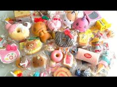 A tutorial on how to make a cute macaroon squishy. Squishes!!!! Pinterest Macaroons ...