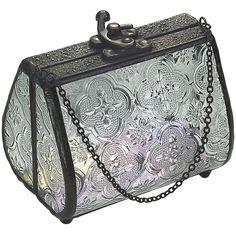 Glass purse!