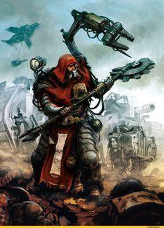warhammer 40000 :: сообщество фанатов / красивые картинки и арты, гифки, прикольные комиксы, интересные статьи по теме.