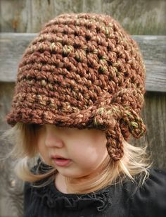 Ravelry: The Mylie Cloche' pattern by Heidi May