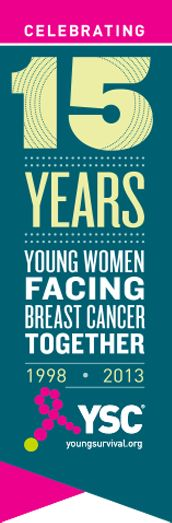 Welcome to Young Survival Coalition: Young Women Facing Breast Cancer Together Breast Cancer Awareness, Get Healthy, Young Women, Survival, 15 Years, January 15, Sunday Brunch, Hard Work, Count