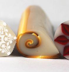 Sculpey Clay, Polymer Clay Dragon, Polymer Clay Canes, Polymer Clay Miniatures, Polymer Clay Jewelry, Diy Fimo, Polymer Clay Christmas, July 14, Clay Design