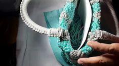 Cara mudah membuat inner atau furing tas tali kur, Video bagian 1