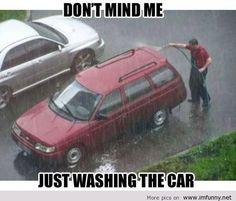 lavar el carro