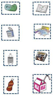 Δραστηριότητες, παιδαγωγικό και εποπτικό υλικό για το Νηπιαγωγείο & το Δημοτικό: ΑΝΑΚΥΚΛΩΣΗ