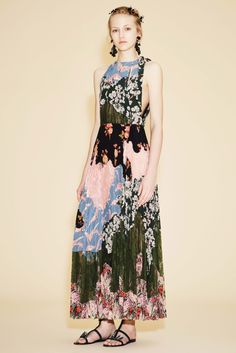 The Resort 2016 Trend Report - Gallery - Style.com  Valentino resort collection spring 2015