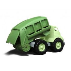 Green Toys - Eco Friendly Recycling Truck   This will be a great addition the the fir engine we bought last year!  Merry Christmas!   #entropywishlist #pintowin