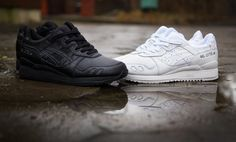 "JUŻ ON-LINE! ASICS  GEL LYTE III ""PURE PACK"" http://www.runcolors.pl/pl/search/pure%20pack"