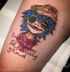 Tatuagem feita por @cabeloooo