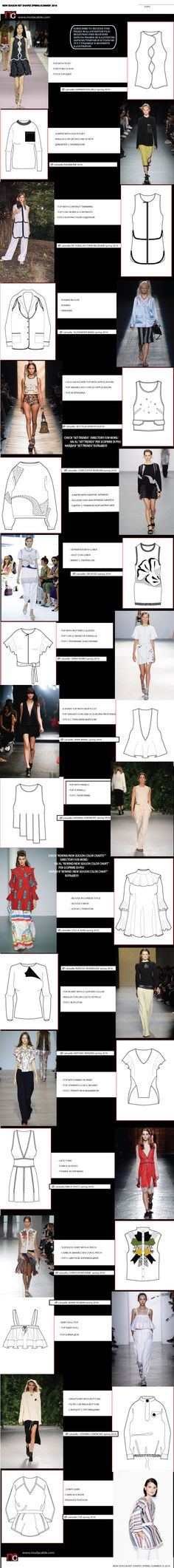 hey guys!!! we are back to work on www.modacable.com and you are the first ones to check out the key  shapes spring 2016!!! and as always to get the files in vector format just register on our website and have them for free!! nice and easy!!
