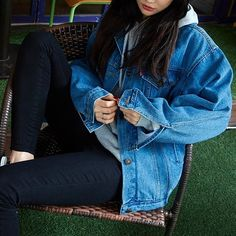 #denim Last Week of @YesStyle Korean Fashion & Beauty Sale ! Sign up for extra 10% OFF your 1st #YesStyle www.yesstyle.com purchase!