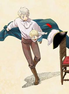 Aph Prussia and Aph Germany