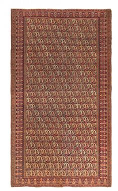 Dorokhsh Persia, mid 19th century 8ft. 5in. x 4ft. 10in.