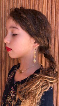 A personal favorite from my Etsy shop https://www.etsy.com/listing/487530824/18k-gold-designer-earrings-drop-dangle