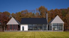 the house archetype - Becherer House / Robert M. Gurney Architect