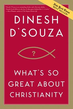 What's So Great about Christianity by Dinesh D'Souza http://www.amazon.com/dp/1414326017/ref=cm_sw_r_pi_dp_-7qhvb0D3BE18