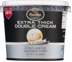 $0.60 off Brooklyn Creamery Extra Thick Single or Double Cream Coupon on http://hunt4freebies.com/coupons