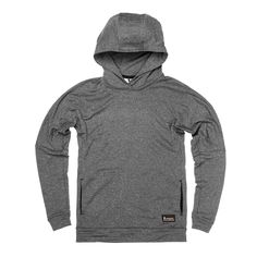 Tolimán Pullover Wool Hoodie - Unisex