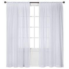 Nate Berkus™ Horizontal Window Sheer