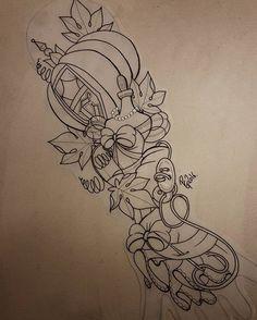 Before midnight cinderella piece To book this tattoo email Prettygrotesquetattoosuk@gmail.com #tattoo #tattoos #tattoodesign #tattoodesigns #wolverhampton #birmingham #oldbury #dudley #disney #disneytattoo #disneytattoos #disneytatts #inkeddisney #disneyink #cinderella #cinderellatattoo #cinderellatattoos #pumpkin #pumpkintattoo #sewing #sewingtattoo #disneyprincess #princess