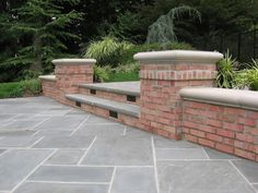 find this pin and more on back masonry patio surface brick retaining wall design - Patio Wall Design