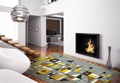 Rug Rats is a leader in custom rugs and custom door mats, bringing you 30 years of experience and a comprehensive selection of fine carpets. Custom Area Rugs, Custom Carpet, Rugs And Mats, Floor Art, Rug Store, Modern Area Rugs, Contemporary Rugs, Rugs On Carpet, Art Deco