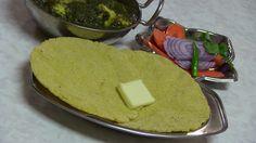 Makki ki Roti video recipe- Indian Flat Corn Bread - Gluten free recipes...