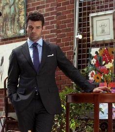 The Originals – TV Série - Elijah Mikaelson - Daniel Gillies - moda - style - look - inspiration - inspiração - fashion - elegante - elegant - chic - 2x01 - Rebirth - Renascimento