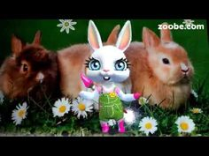 Easter Bunny Pictures, Smiley Emoji, Goats, Teddy Bear, Animals, Youtube, Movies, Farmhouse, Happy Easter Day