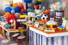 Festa Palavra Cantada | Macetes de Mãe Bookmarks Kids, Candy Shop, Birthday, Cake, Party, Bento, Diy Home, Colorful, Ideas