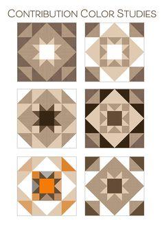 Quilt Block Patterns, Pattern Blocks, Quilt Blocks, Fabric Design, Pattern Design, Paper Quilt, Stationery Companies, Block Head, Scrappy Quilts