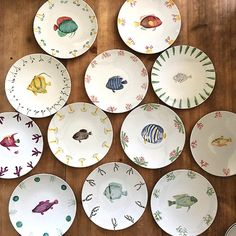 Azarraluqui fish collection for this summer @azarraluqui #azarraluqui