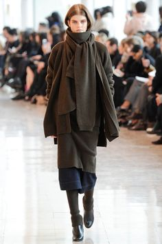 Christophe Lemaire FW14.