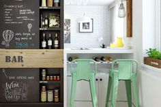DIYs to Help You Get Organized: 7 Seriously Stylish Home Message Centers