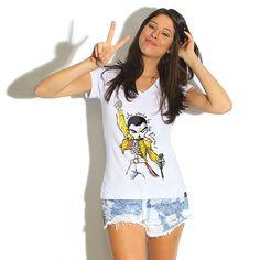 Camiseta 'Freddie Forever' - Catalogo Camiseteria.com   Camisetas Camiseteria.com - Estampa, camiseta exclusiva. Faça a sua moda!