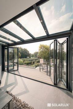 Small conservatory, great effect - Wintergarten