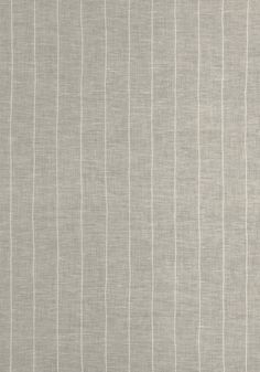 PINSTRIPE SHEER, White on Natural, W736121, Collection Enchantment from Thibaut
