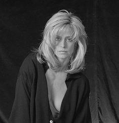 Farrah Fawcett by Milton Greene