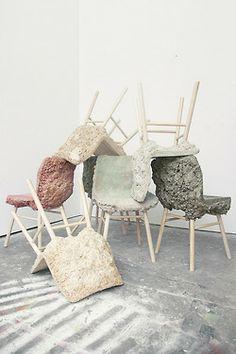 wearenapoleon:  well proven chair bymarjan van aubel& james shaw.