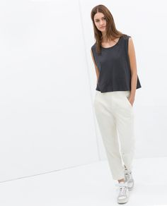 TANK TOP from Zara