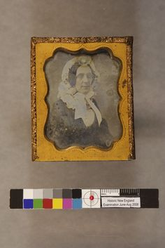 Miss S.E. Austin (died 1885) | Daguerreotypes collection, ca. 1845-1865 (PC005) -- Historic New England