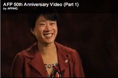Alice Ferris, ACFRE Appears in AFP's First YouTube Video